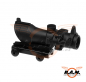 4x32 Combat Scope, schwarz