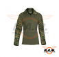 Tactical Combat Shirt Marpat / Digital Woodland