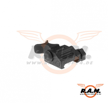 Folding Battle Sight Front, vorn (APS)