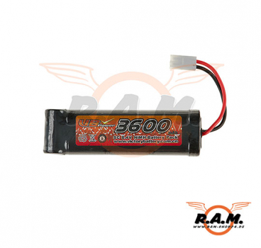 8.4V 3600mAh Large Type VB Power