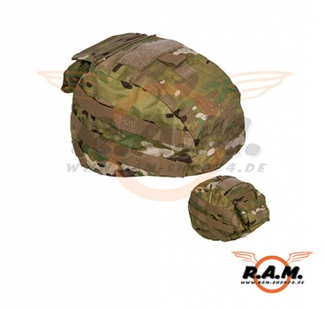 Raptor Helmet Cover Multicam (Invader Gear)