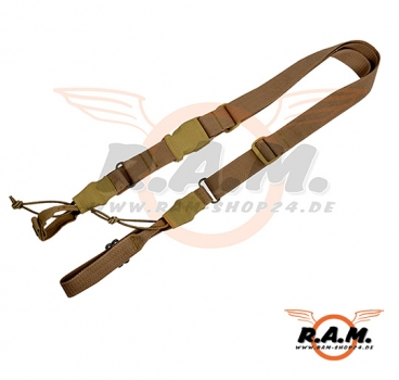 TX-3 Sling Coyote Brown (Invader Gear)