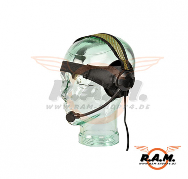 eXs Headset Foliage Green (Z-Tactical)