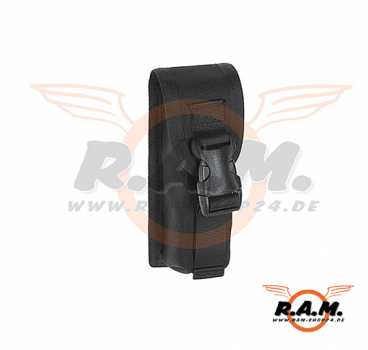 Torch Pouch Black (Claw Gear)