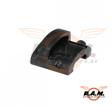 1 Inch Loop Rail Mount BLK (Element)