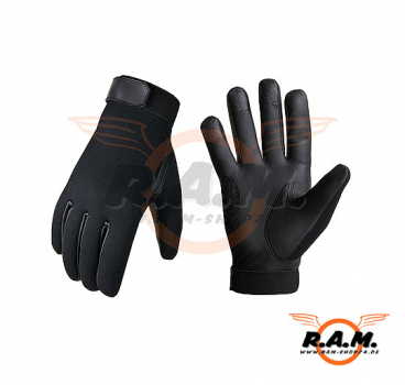 Invader Gear - All Weather Shooting Handschuhe, schwarz