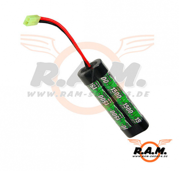 9.6V 1500mAh Mini Type