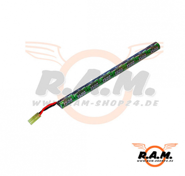 9.6V 1500mAh Stick Type