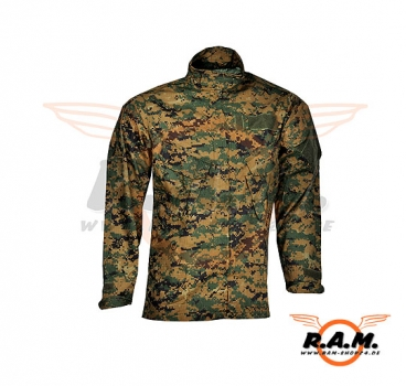 Invader Gear - Specter II Shirt Digital Woodland