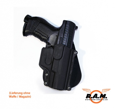 FOBUS Rotations -Paddel Holster WP99RT - Walther RAM P99 Passend!