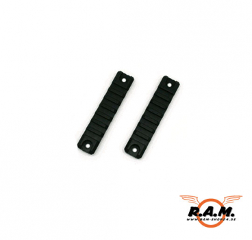 Short BK Metal Rail (set of 2)