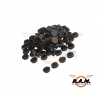 Powder Spray Mine Plastic Caps 100pcs (S-Thunder)