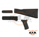 AK74M Conversion Kit Black (King Arms)