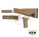AK74M Conversion Kit Dark Earth (King Arms)