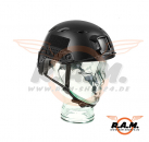 FAST Helm BJ Type Eco Version schwarz