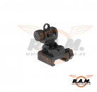 Folding Battle Sight Rear, hinten (APS)