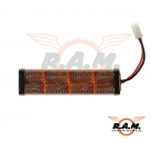 9.6V 1800mAh Large Type VB Power