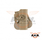 Glock 19/23/28/32/34 Holster Tan (IMI Defense)