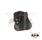 Walther PPQ Holster Black (IMI Defense)