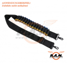 Tactical Shotgun Sling Black (Invader Gear)