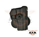 SP2022 / 2009 Holster Black (IMI Defense)
