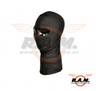Invader Gear - Single Hole Balaclava Black