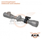 Zielfernrohrmontage - Rifle Scope Weaver Adapter 25.4mm