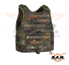 Invader Gear - DACC Carrier Weste, flecktarn