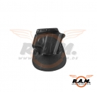 GL-BRT Compact Roto Paddle Holster Glock 17 / 19 / 26 Black (Fobus)
