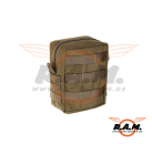 Molle Medium Ultility  Pouch, Coyote Brown