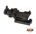 4 x 32 IR Combat Scope, schwarz