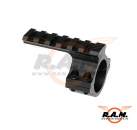 30mm Scope Top Mount Rail BLK (Element)