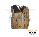 Mission Vest Coyote Brown (Invader Gear)