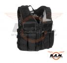 AK Vest Black (Invader Gear)