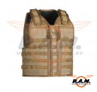 Invader Gear - MMV Weste Coyote Brown