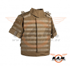 Invader Gear - Interceptor Body Armor Weste Coyote Brown