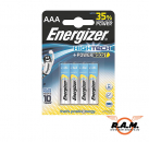 Energizer Micro AAA Hightech Power Boost Alkaline 4er Pack