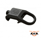 Magpul RSA Rail Sling Attachment PTS Devision black DER HAMMER!