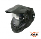 Paintball Maske Sly Annex MI-3 Field schwarz