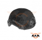 Preview: Invader Gear - Fast Helmet Cover in schwarz