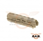 Preview: MPOE 9 Inch Mid Length Handguard FDE
