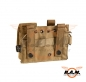 Preview: Molle Admin Pouch, Coyote