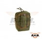 Preview: Molle Medium Utility  Pouch, OD Oliv