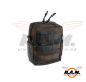 Mobile Preview: Molle Medium Utility  Pouch, schwarz
