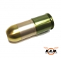 Preview: COPPERHEAD 40mm Granade (long) cal. 0.68 / 0.43 / 6mm POWER GRANATE HAMMER!!