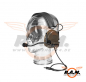 Preview: zComtac II Headset Military Standard Plug (Z-Tactical), FOL
