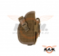 Preview: Belt Holster Coyote Brown (Invader Gear)
