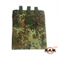 Mobile Preview: Solidcore - Dump Pouch, Munitionstasche in Flecktarn