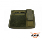 Preview: Molle Admin Pouch, Oliv