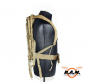 Mobile Preview: Taktischer Rucksack in Coyote von SOLIDCORE GERMANY